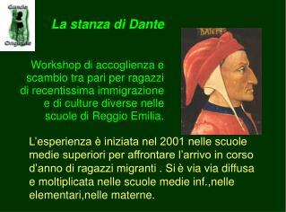 La stanza di Dante