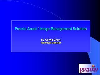 Premio Phoenix 1U/L Rackmount Product Training
