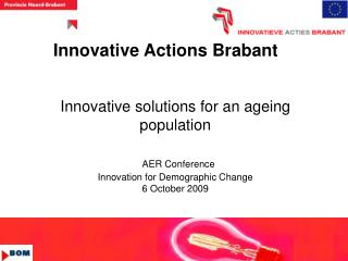 Innovative Actions Brabant