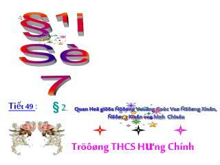Tr���ng THCS H?ng Ch�nh
