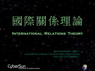國際關係理論 International Relations Theory