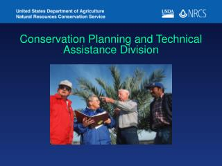 Conservation Planning and Technical Assistance Division