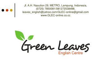 Jl. A.H Nasution 29, Metro Telp. (0725) 7850081/ 081272538498