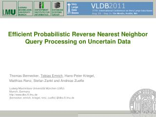 Efficient Probabilistic Reverse Nearest Neighbor Query Processing on Uncertain Data