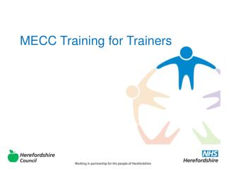 MECC Training for Trainers