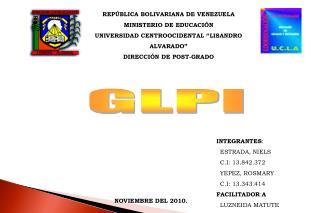 REPÚBLICA BOLIVARIANA DE VENEZUELA MINISTERIO DE EDUCACIÓN