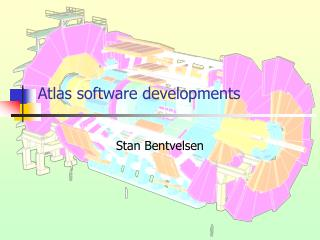 Atlas software developments