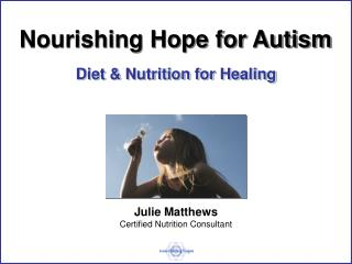 Diet & Nutrition for Healing