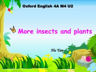 Oxford English 4A M4 U2