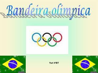 Bandeira olimpica