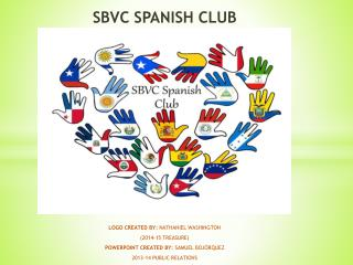 SBVC SPANISH CLUB