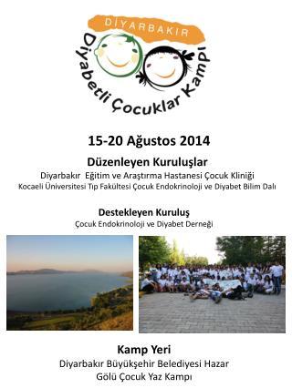 Düzenleyen Kuruluşlar Diyarbakır  Eğitim ve Araştırma Hastanesi Çocuk Kliniği