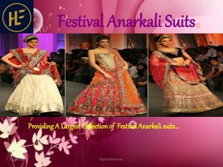 Latest Anarakli Collection