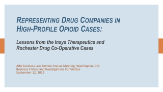 Virginia Board of Pharmacy Law Update