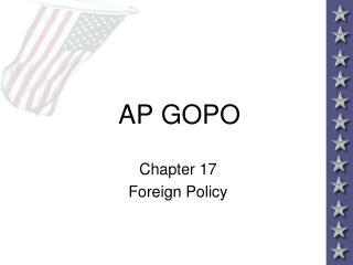 AP GOPO