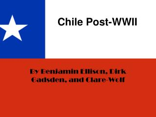 Chile Post-WWII