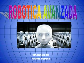 ROBOTICA AVANZADA