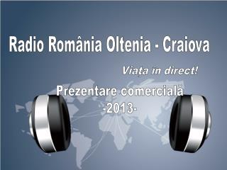 Prezentare comercială -2013-