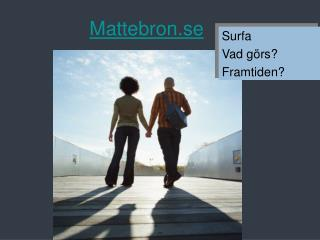 Mattebron.se