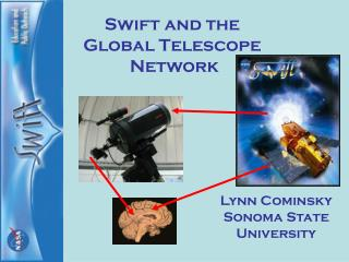 Swift and the  Global Telescope  Network