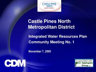 Castle Pines North Metropolitan District