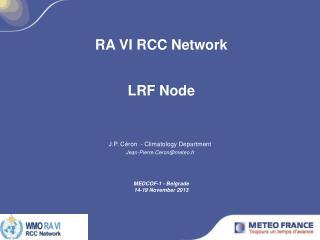 RA VI RCC Network