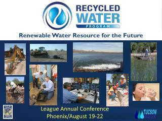 Renewable Water Resource for the Future