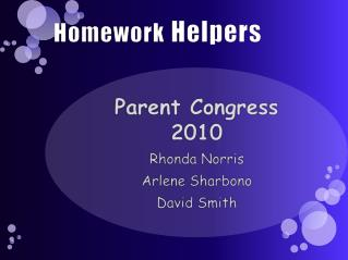 Homework  Helpers
