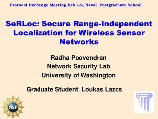 SeRLoc: Secure Range-Independent Localization for Wireless Sensor Networks