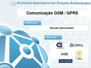 Comunicação GSM / GPRS