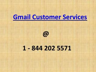 Gmail Telephone Number |1-844-202-5571| Contact Number