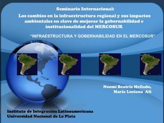Seminario Internacional: