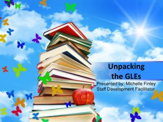 Unpacking  the GLEs