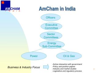 AmCham in India