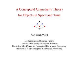A Conceptual Granularity Theory