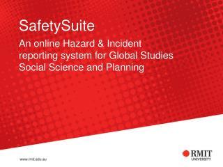SafetySuite