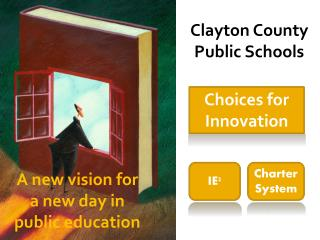 A new vision for a new day in public education