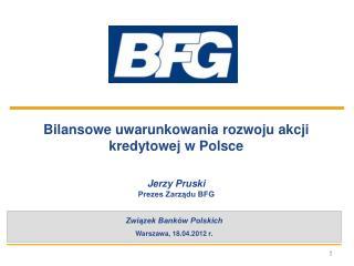 Związek Banków Polskich Warszawa ,  18.04.2012 r.