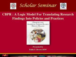 Scholar Seminar