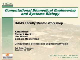 RAMS Faculty