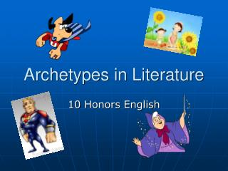types of characters in literature pdf