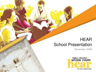 HEAR School Presentation