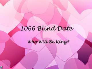 1066 Blind Date