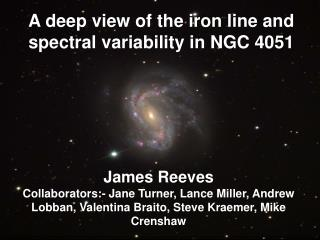 A deep view of the iron line and spectral variability in NGC 4051
