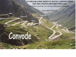 Convode