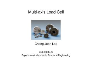 Multi-axis Load Cell