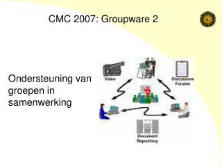 Ondersteuning van groepen in samenwerking