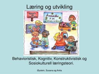 Læring og utvikling