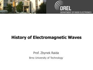 History of Electromagnetic Waves