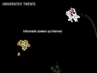 Informatie zoeken op Internet